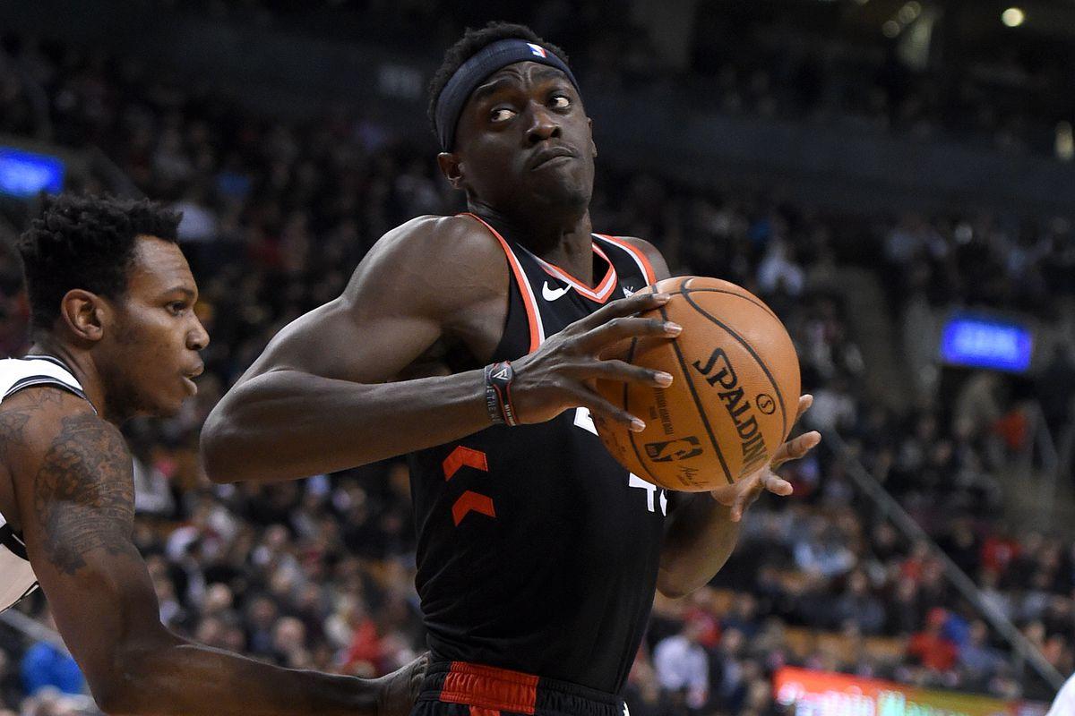 Nets Vs Raptors: Nets Go For 40th Win Vs. Raptors At Barclays