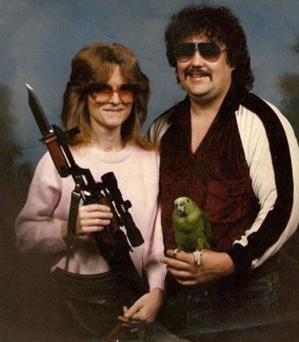 13 Amazing Redneck Family Portraits - Funny Or Die