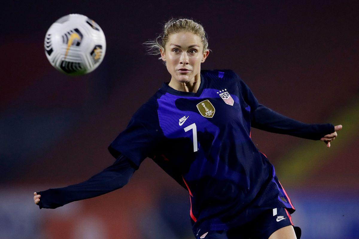 Holland v USA -International Friendly Women