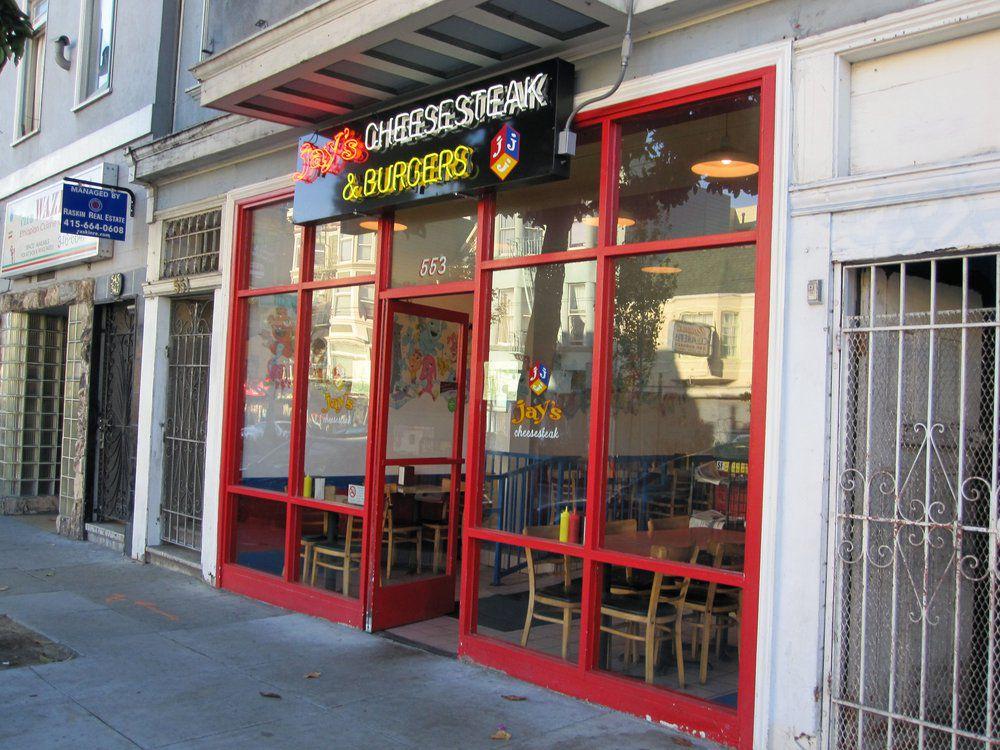 Jay's Cheesesteak