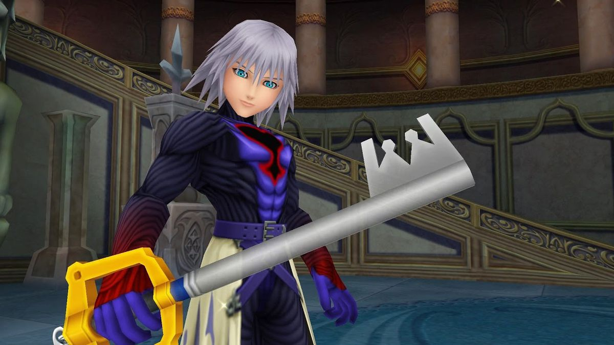 Riku-Ansem from Kingdom Hearts 1