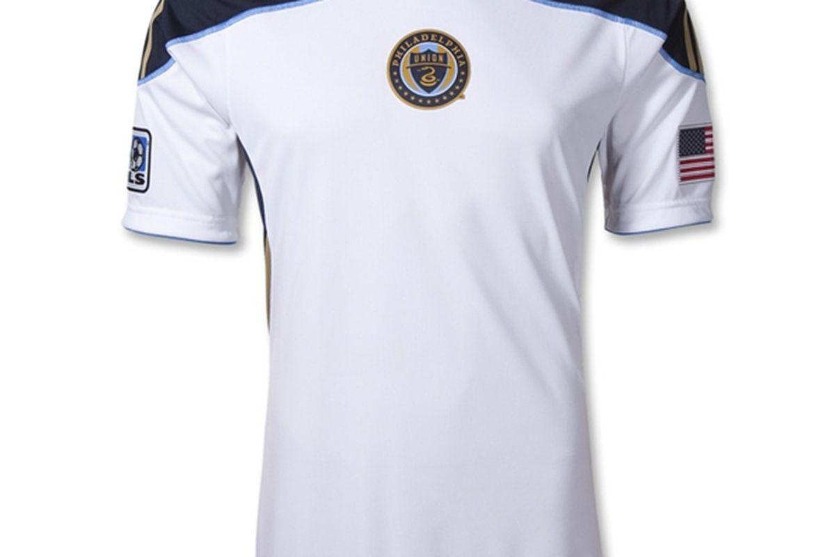 The Philadelphia Union third kit. (Photo by MLS)