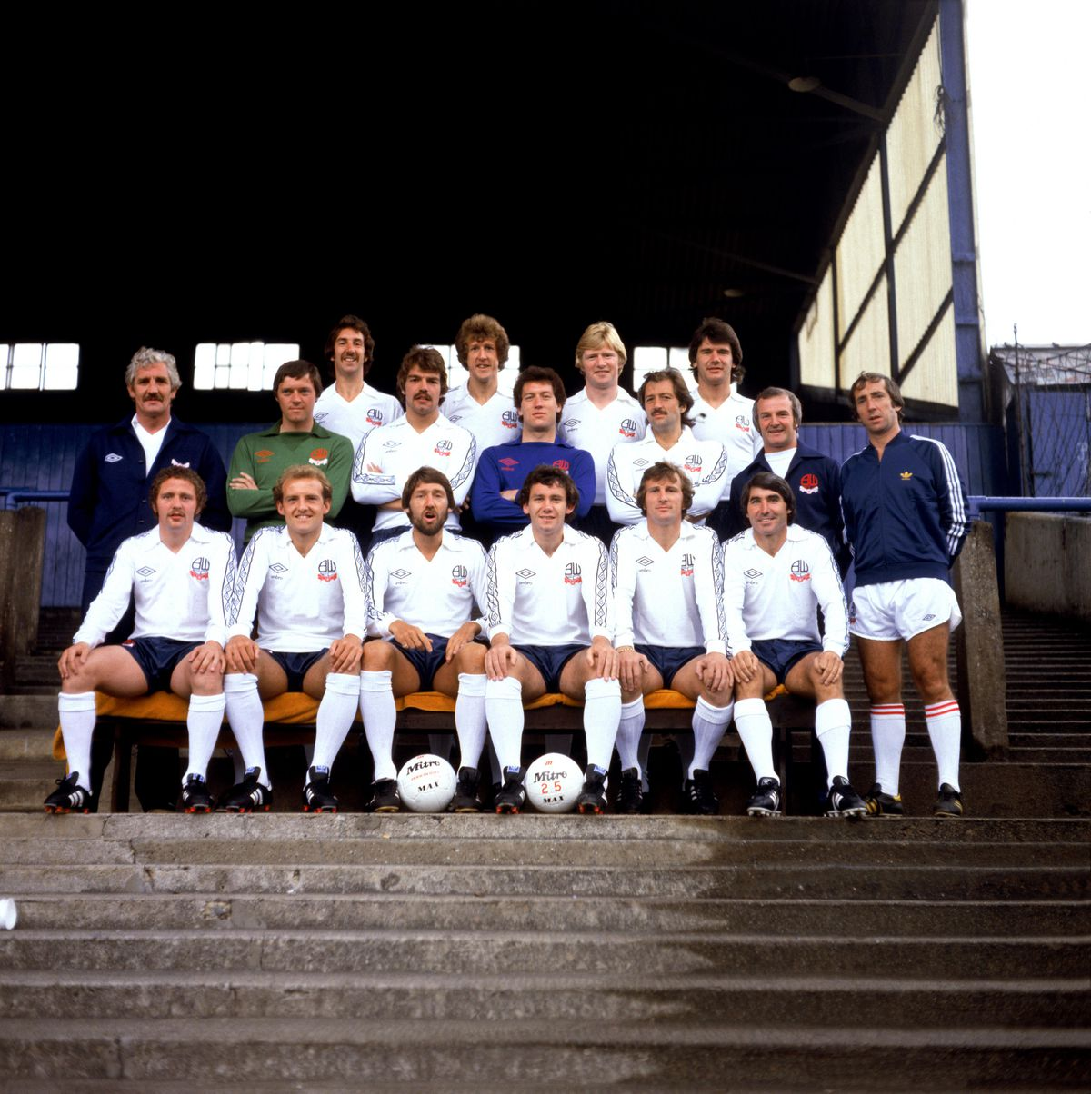 Soccer - Football League Division One - Bolton Wanderers Photocall