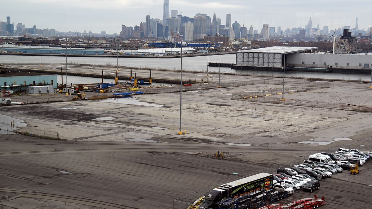 After decades of decline, Sunset Park's waterfront is currently dealing with an influx of billions of dollars of investment.