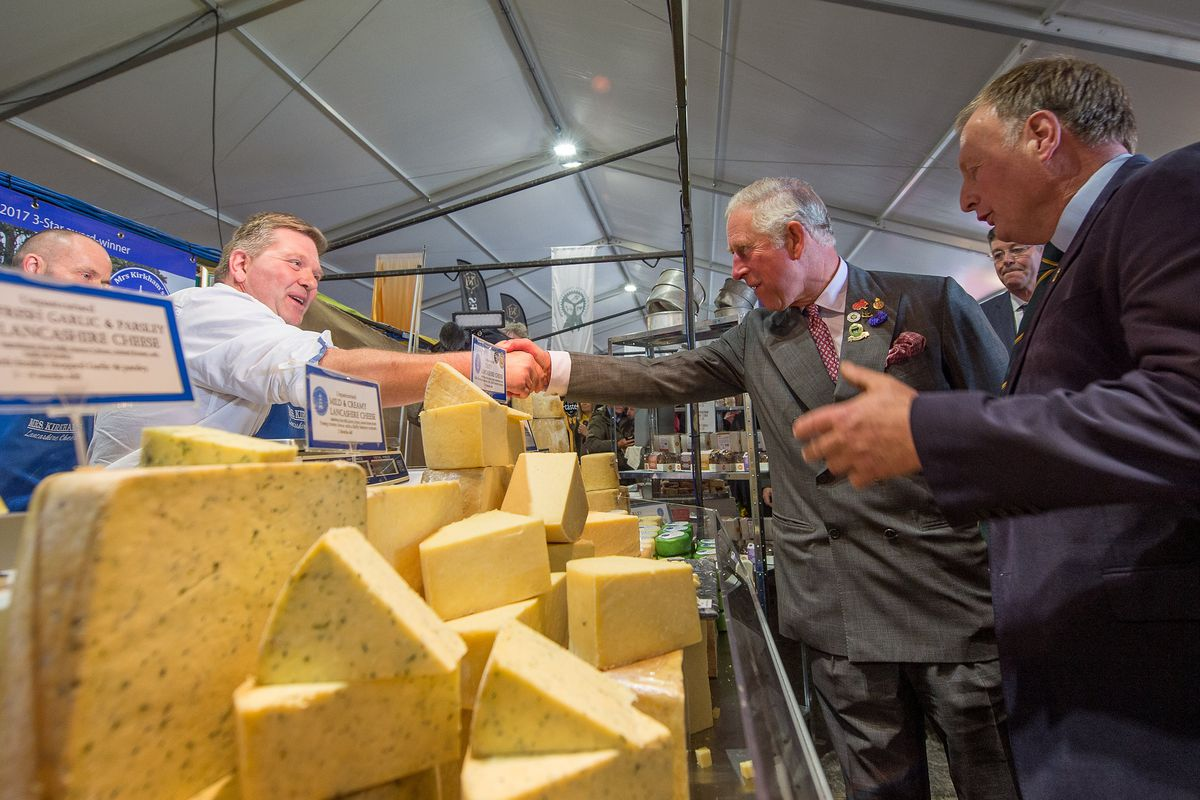The Prince Of Wales Attends The Westmorland County Show