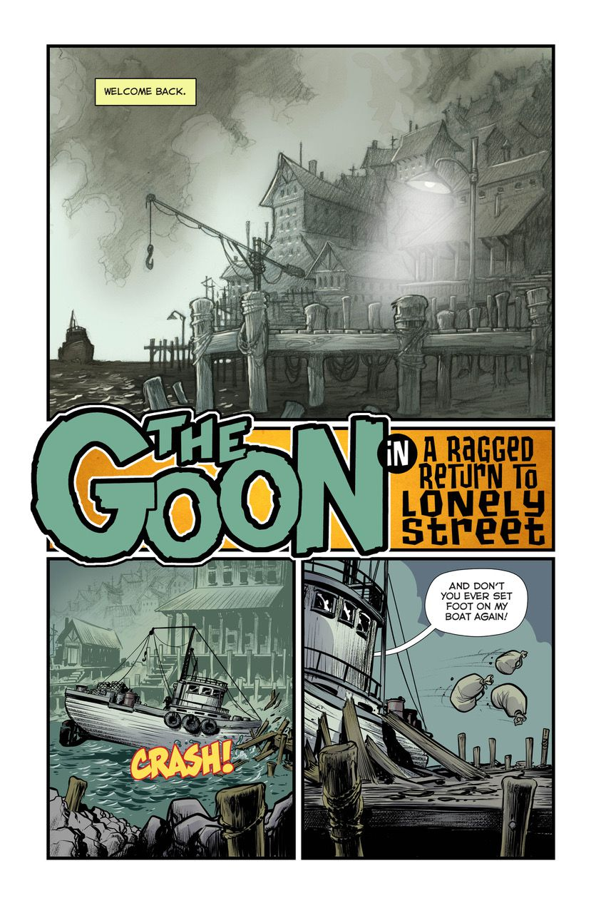 the goon page 1