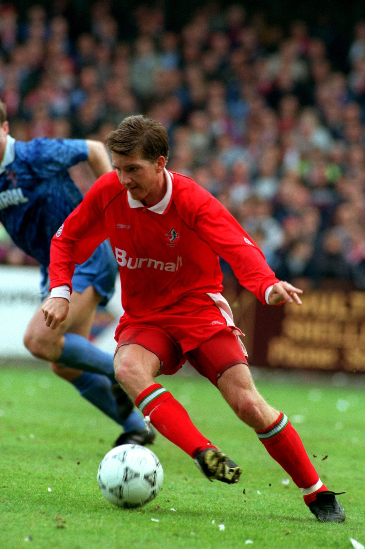 Soccer - Barclays League Division One - Playoffs - Semi Final - First Leg - Swindon v Tranmere Rovers