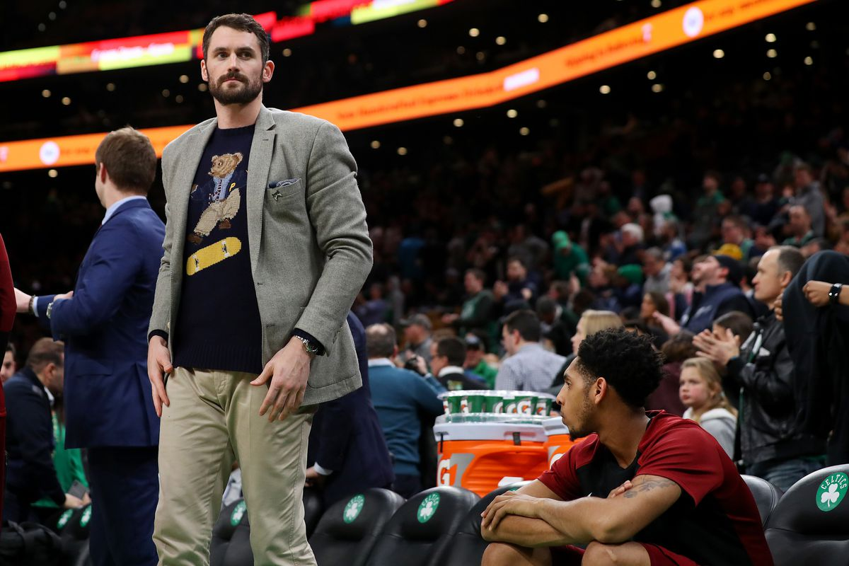 Cleveland Cavalier Kevin Love to the Portland Trail Blazers?