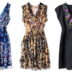 More dresses: $99, $99, no price given