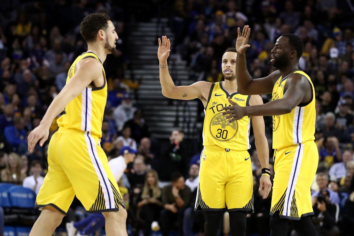 Golden State Warriors 2020 Nba Regular Season Schedule Details Emerge Golden State Of Mind
