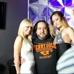 Chuy Gomez was interviewing some of the dancers for BAM magazine.