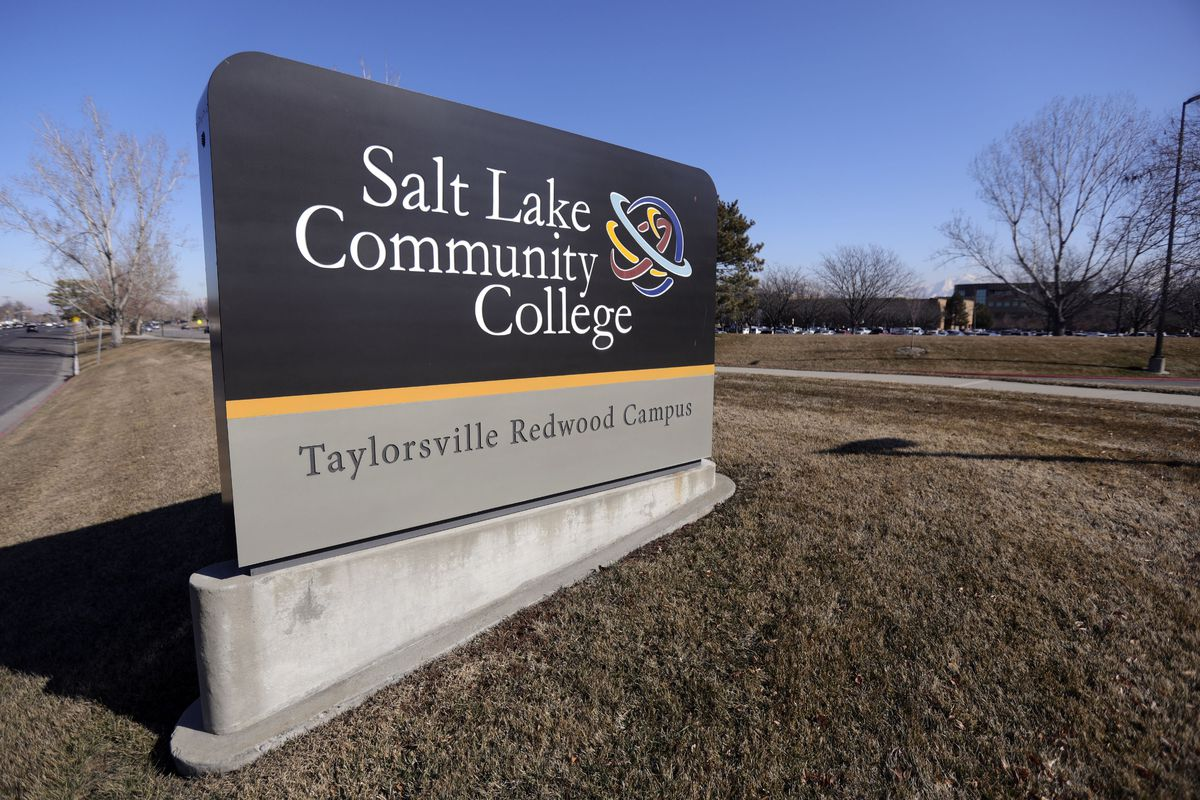 Salt Lake Community College Taylorsville Redwood Campus in Taylorsville is pictured on Wednesday, Feb. 19, 2020.