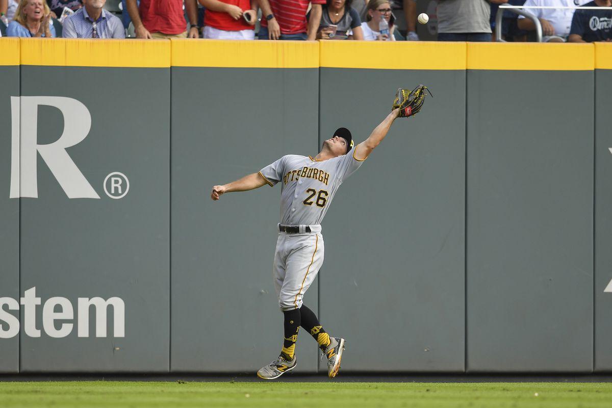 MLB: Pittsburgh Pirates at Atlanta Braves