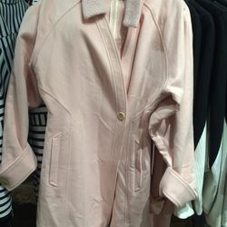 Coat, $195