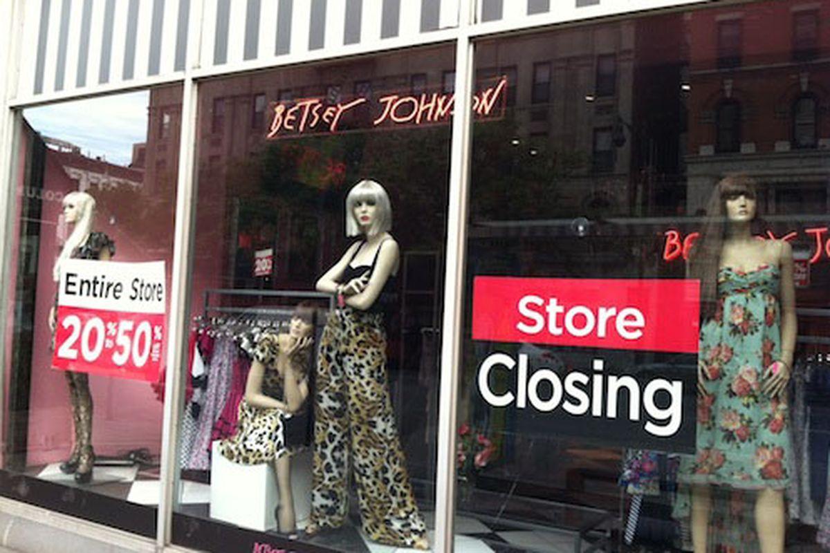 "Image via <a href=""http://www.westsiderag.com/2012/05/13/betesy-johnson-closing-after-bankruptcy-big-sale"">West Side Rag</a>"