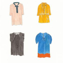 Tops, $108 to $138