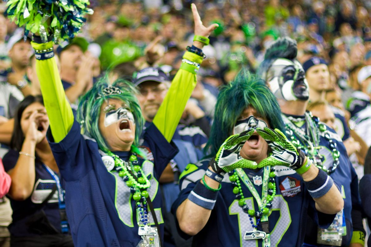 Seattle Football Fans Crush Guinness Loudness Record With Ear
