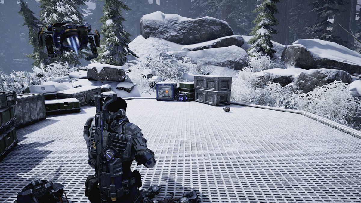 Gears 5 Components (3) [North Comm Tower]