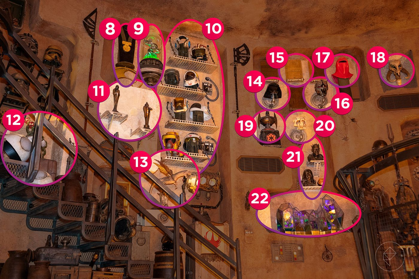 A guide to Dok-Ondar's Den of Antiquities at Star Wars: Galaxy's