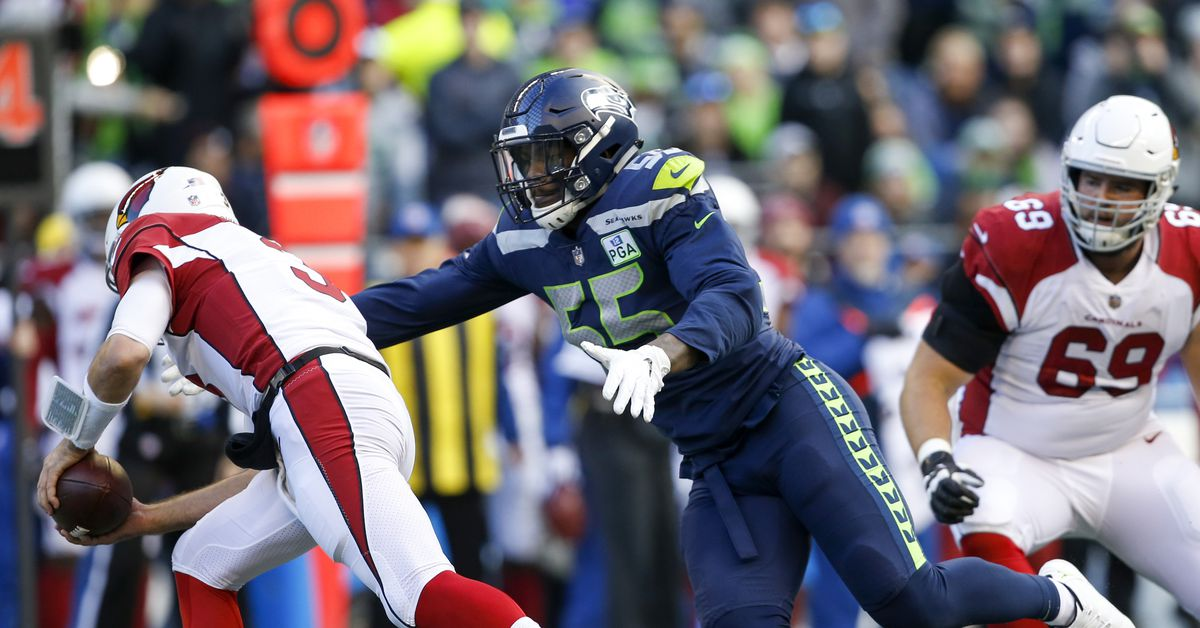 How the Frank Clark contract talks are tied to the Russell Wilson contract talks