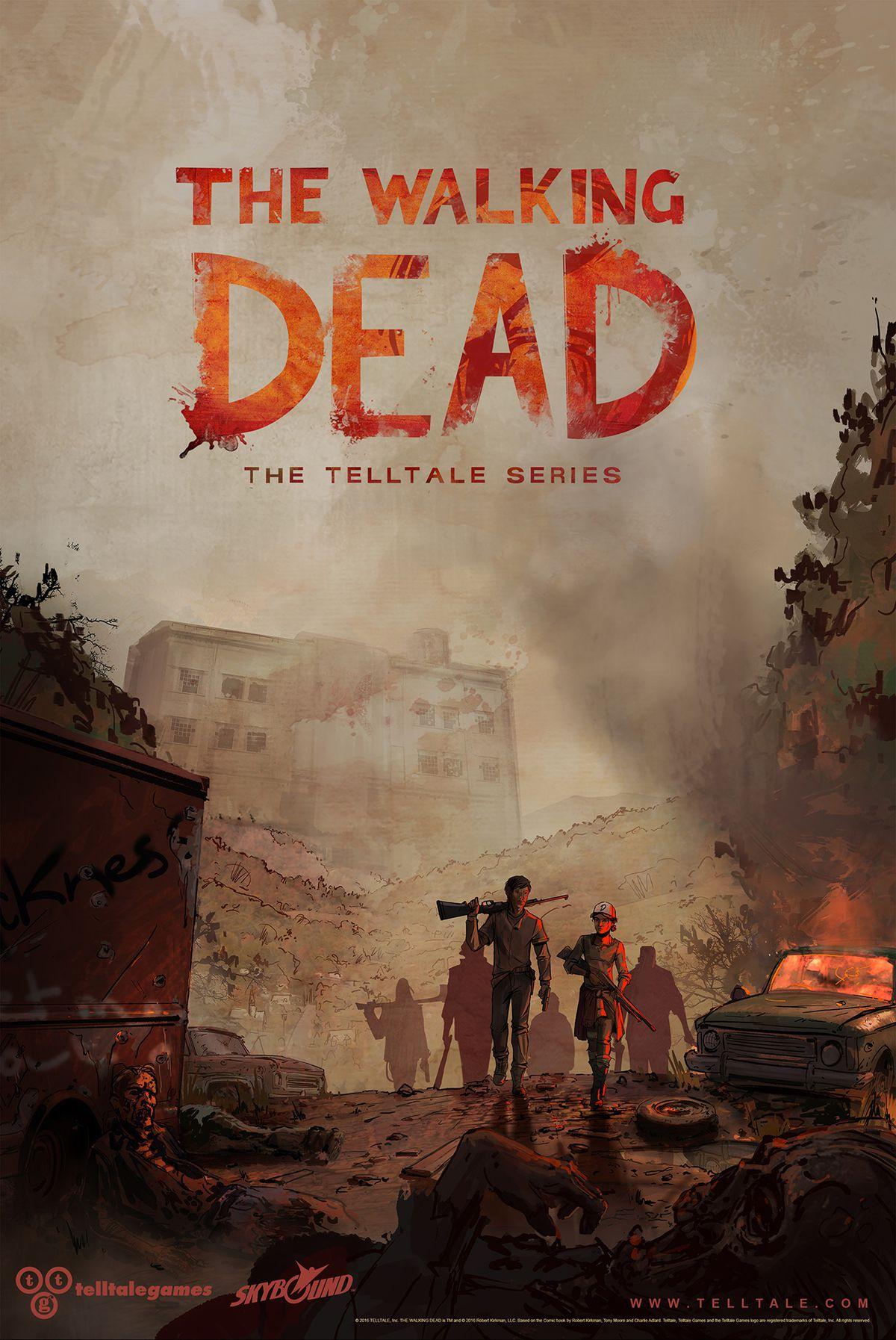 Telltale details The Walking Dead's third season in new