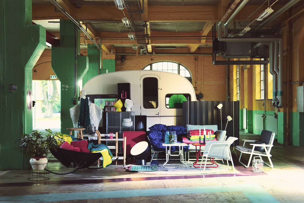 Ikea S Ps 2017 Collection Highlights Transforming Designs Recycled Materials Curbed