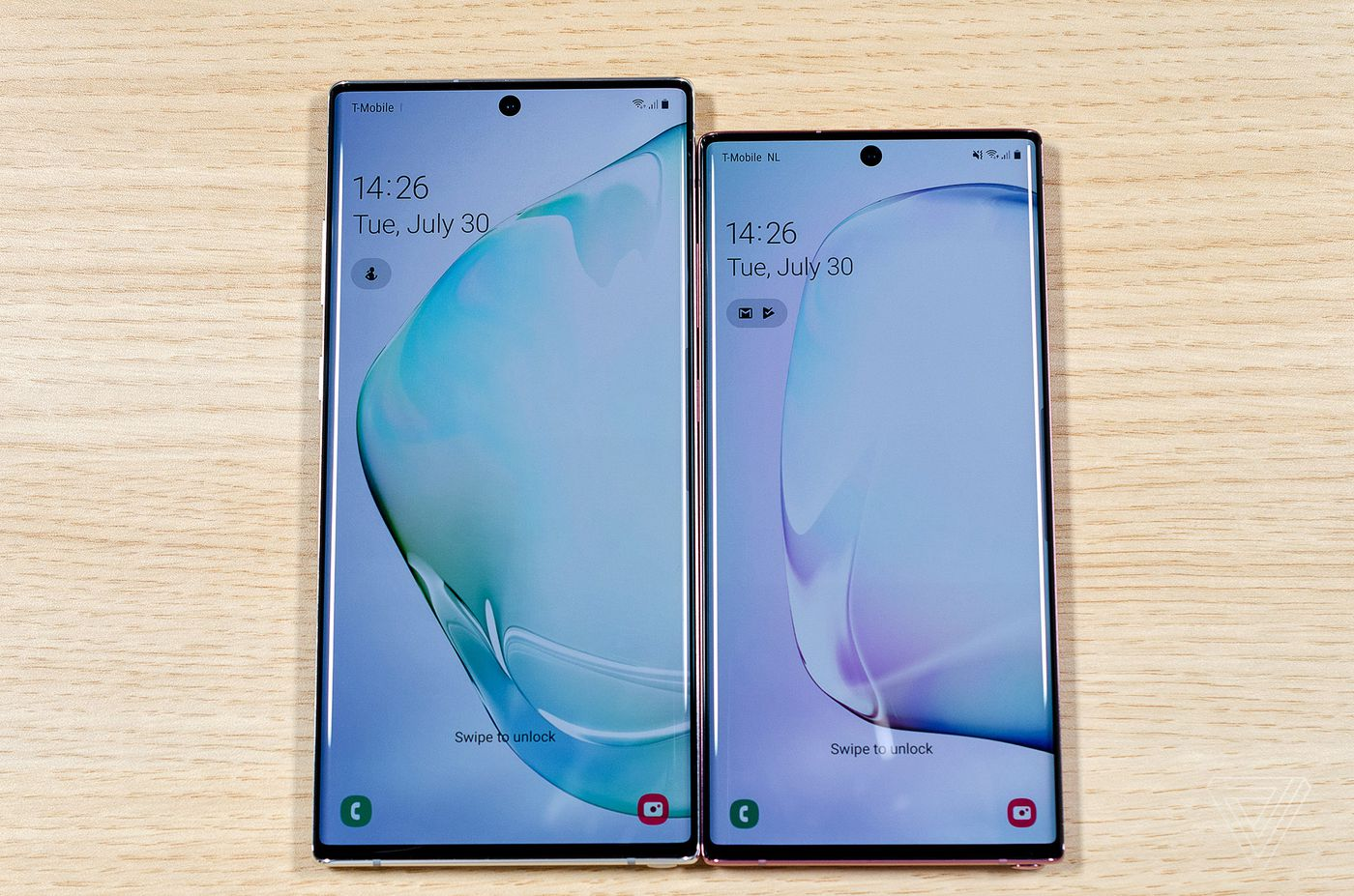 Samsung Galaxy Note 10 Two Sizes New S Pen And Dex On