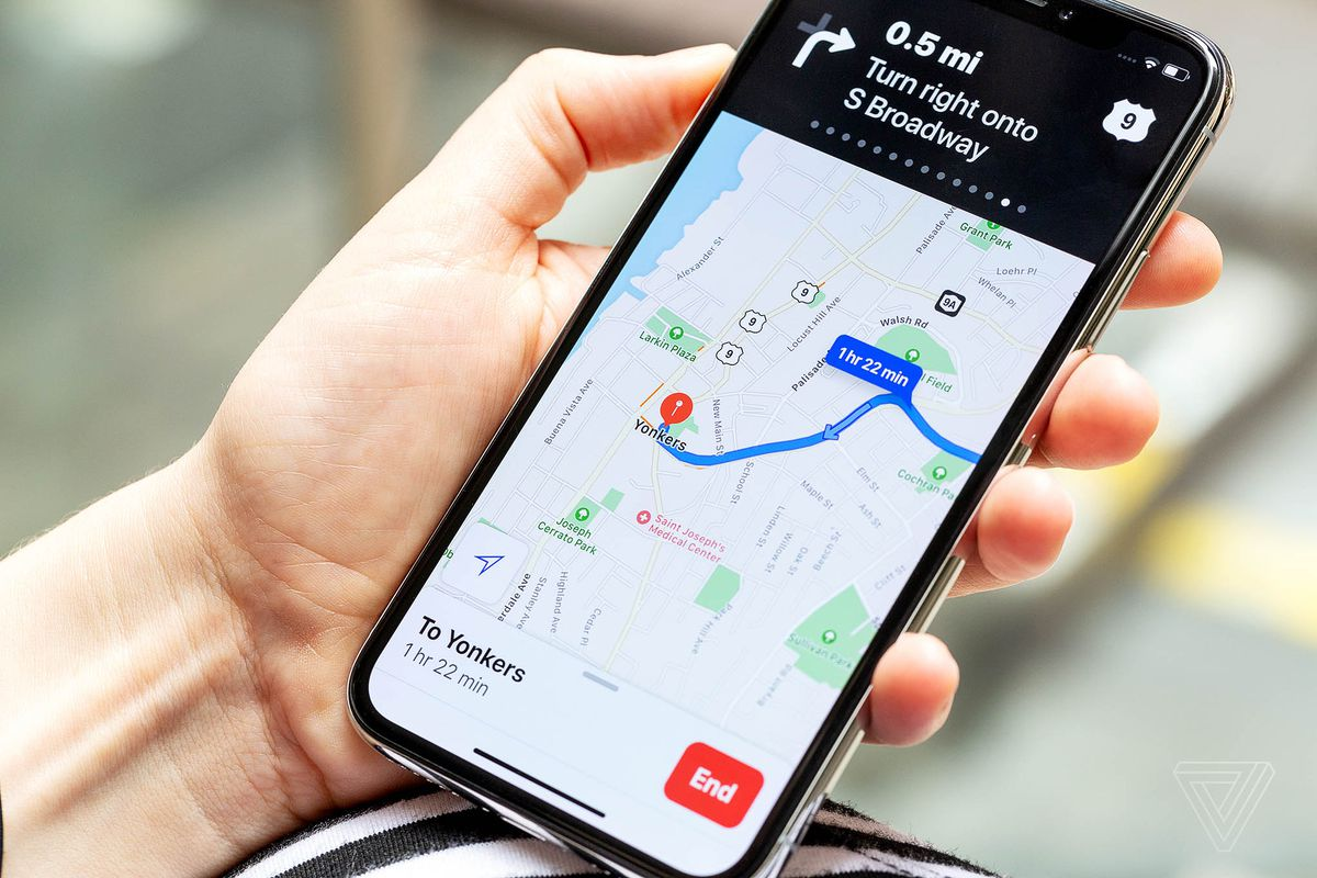 Apple Maps has surpassed Google Maps in detail in 3 1 percent of the