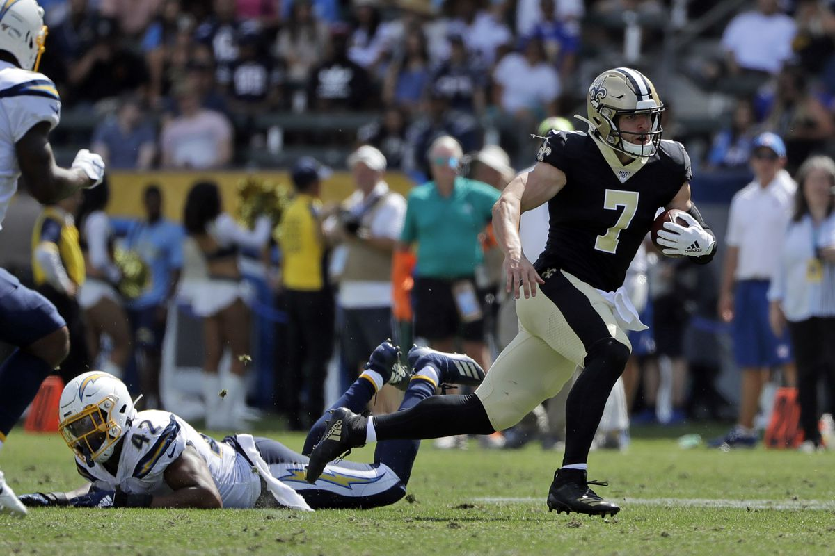 Morning links: Taysom Hill called 'most exciting backup QB of all time' after super Sunday