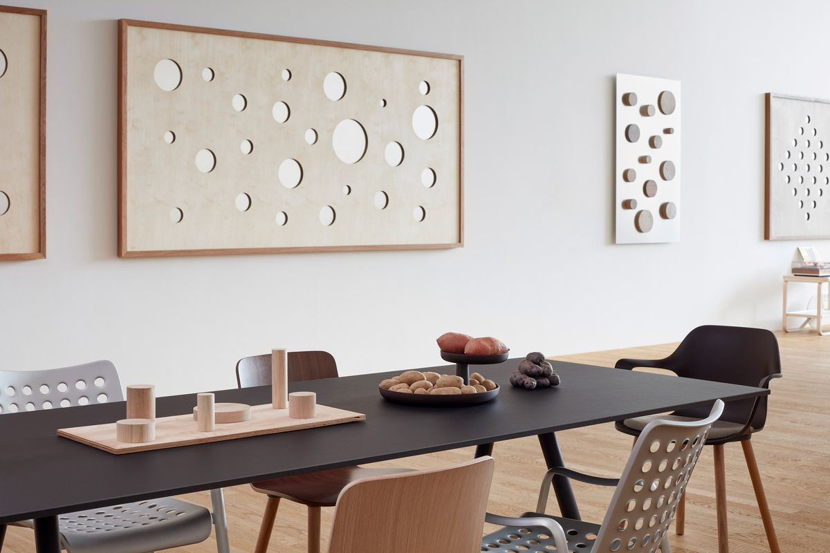 British designer Jasper Morrison creates perfect artist\'s studio for ...