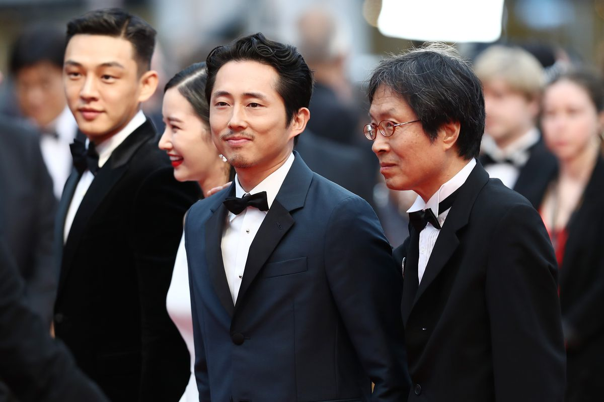 'Burning (Beoning)' Red Carpet Arrivals - The 71st Annual Cannes Film Festival