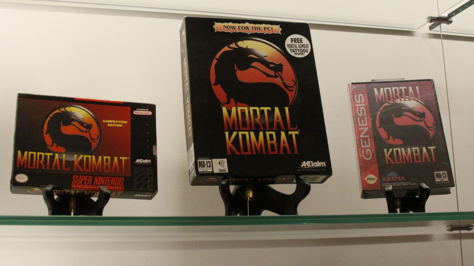 Two decades of Mortal Kombat: Inside NetherRealm Studios