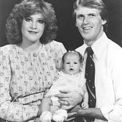 Brenda, Allen and Erica Lafferty in a family photograph. Brenda and Erica were slain on Pioneer Day in 1984.