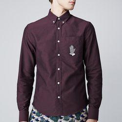 OC Kobe oversized pocket Oxford shirt, $50 (was $195)