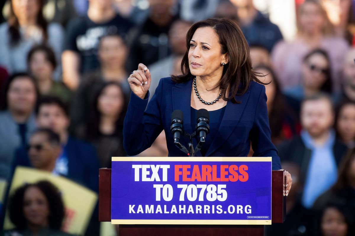 Kamala Harris Drops Out Of The 2020 Presidential Race Vox