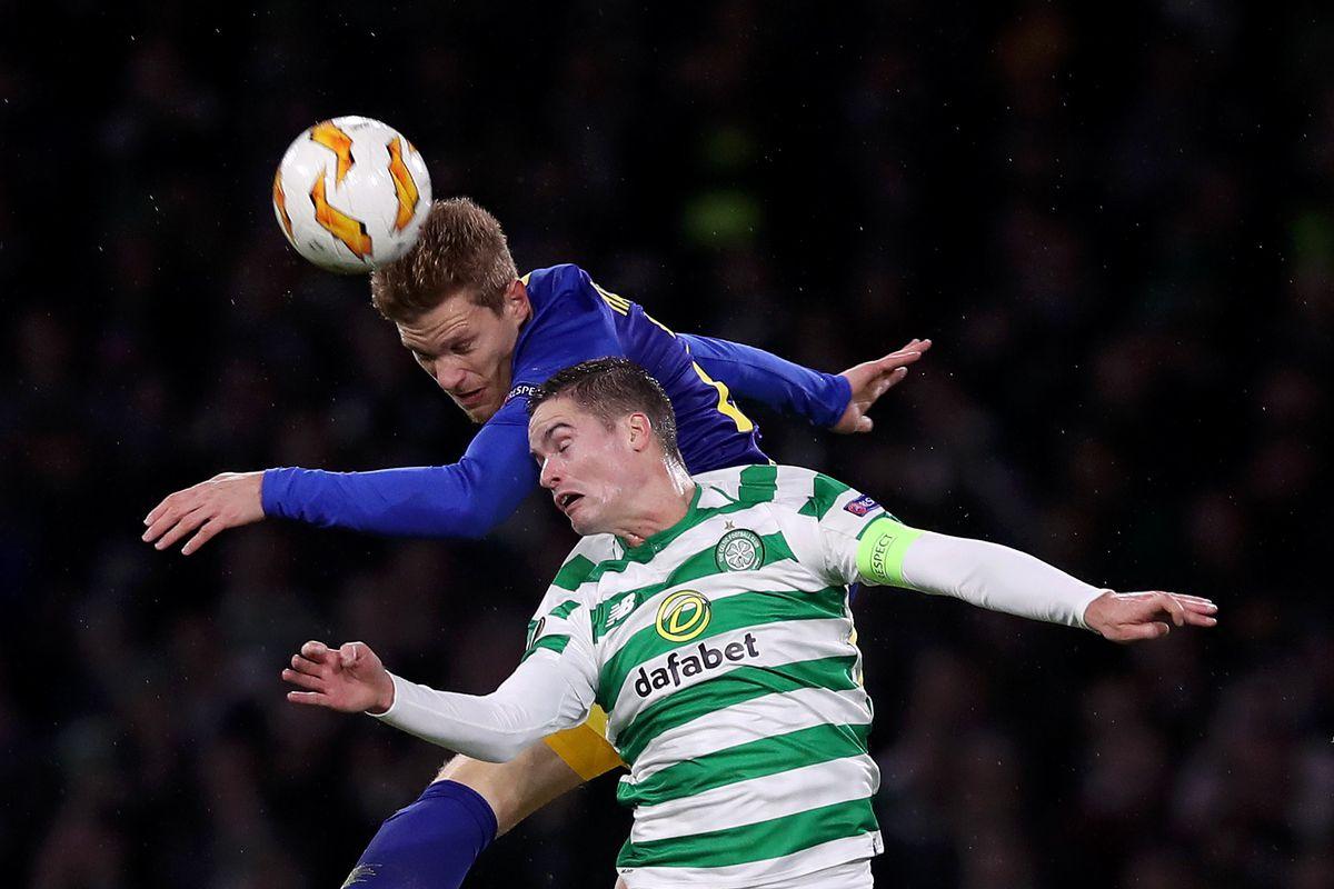 Celtic v RB Leipzig - UEFA Europa League - Group B
