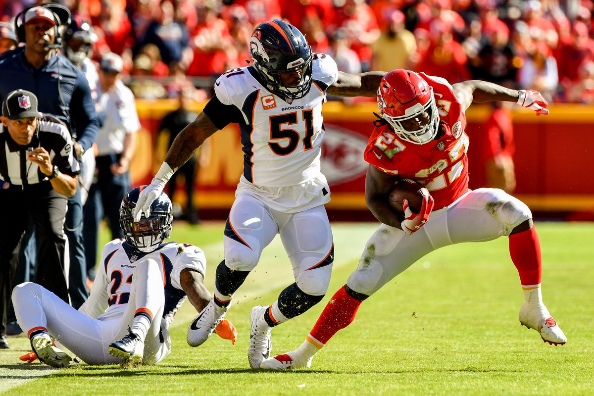 Offseason revisited  Broncos who have disappointed - and one who didn t aedfbd3a4