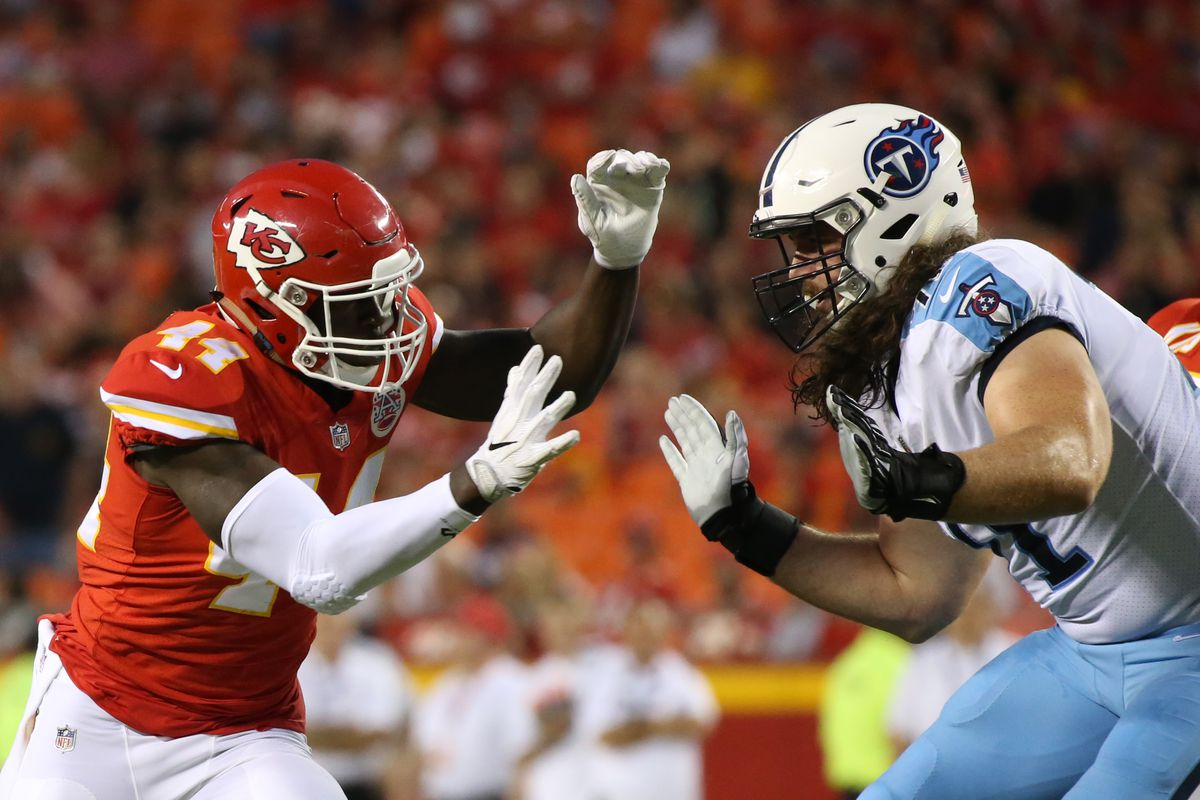 Kansas City Chiefs: Running the ball against Tennessee will be tough