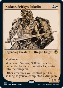 Nadaar, but on a sepia background and rendered in heavy black lines.