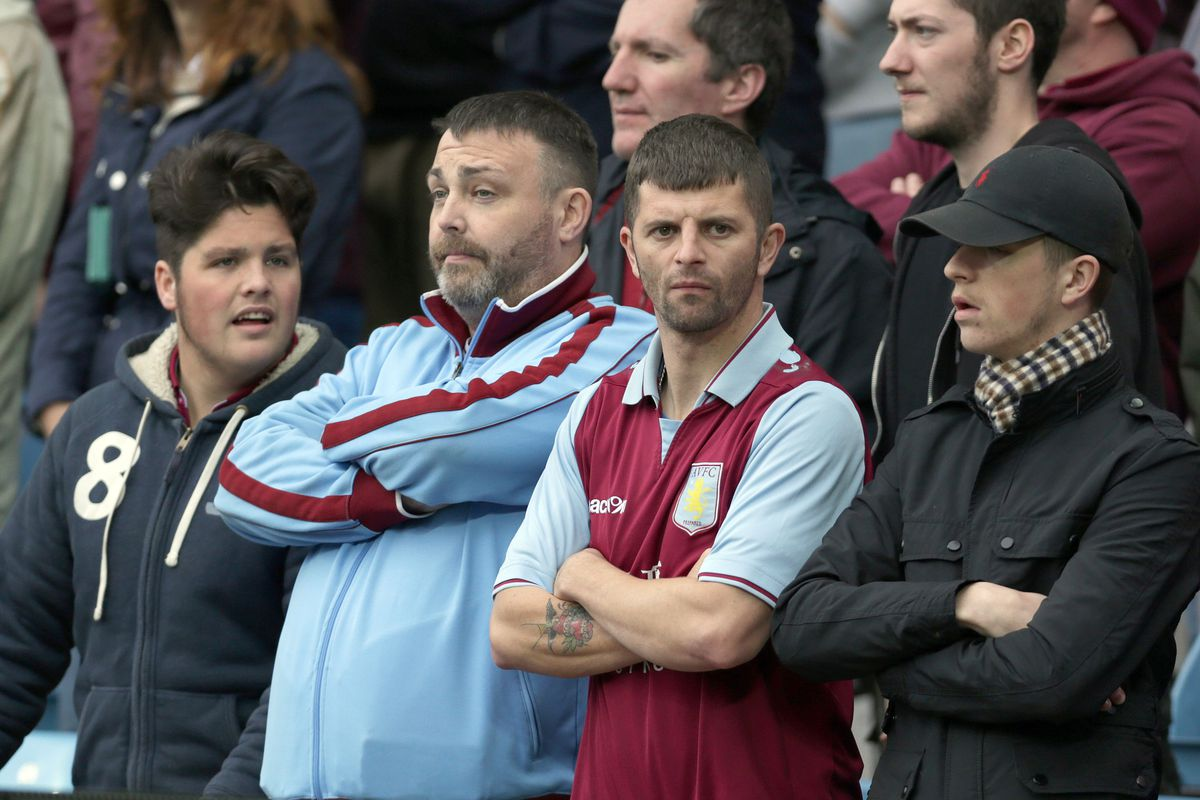 These Aston Villa fans all rated higher than any player on the pitch on Saturday.