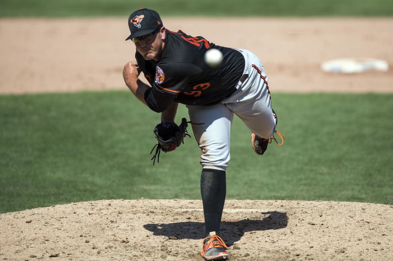 Orioles prospect season in review: Zac Lowther