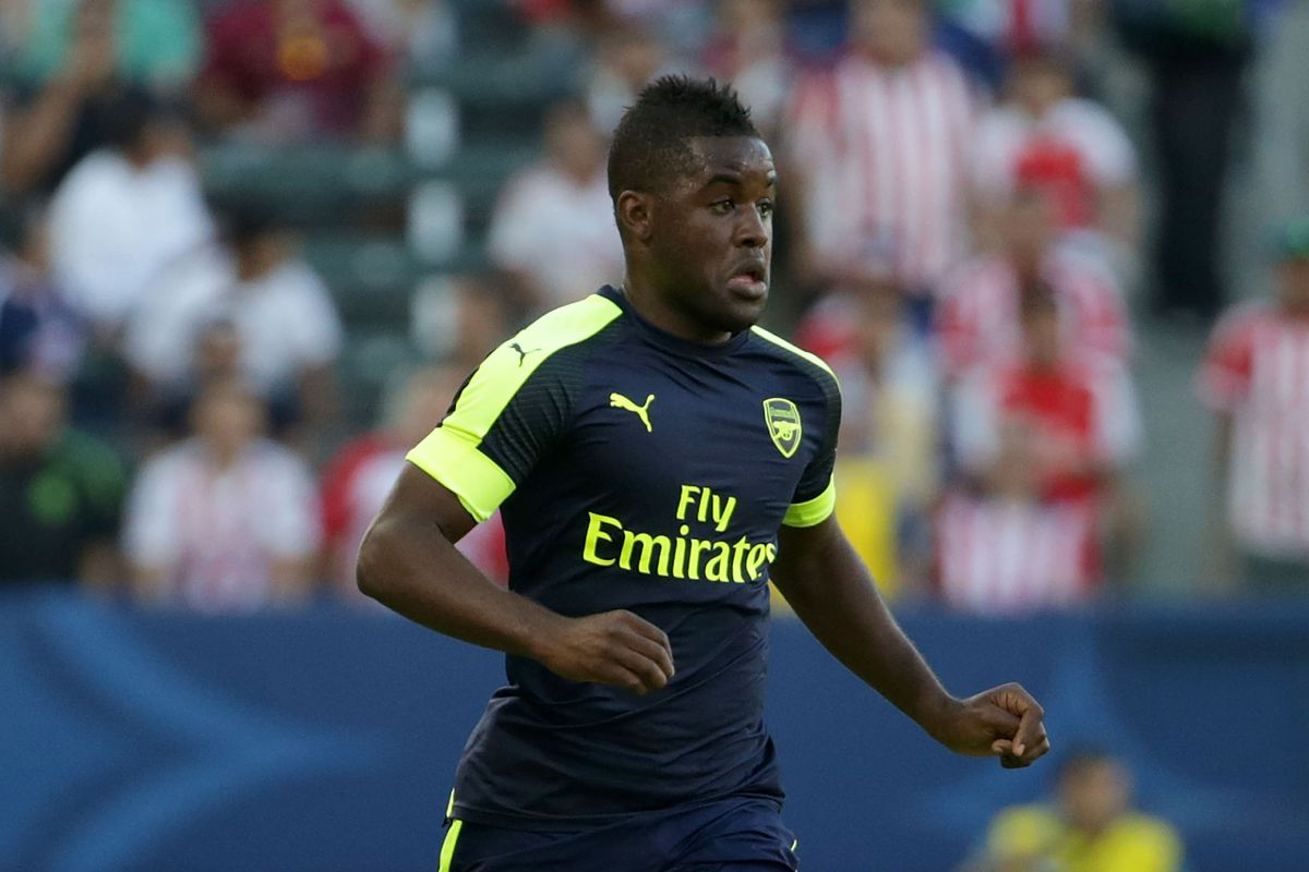 Arsenal's Joel Campbell Returns to Real Betis on Loan