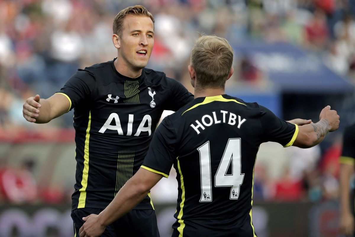 Harry Kane is happy for Boxing Day. Are you?