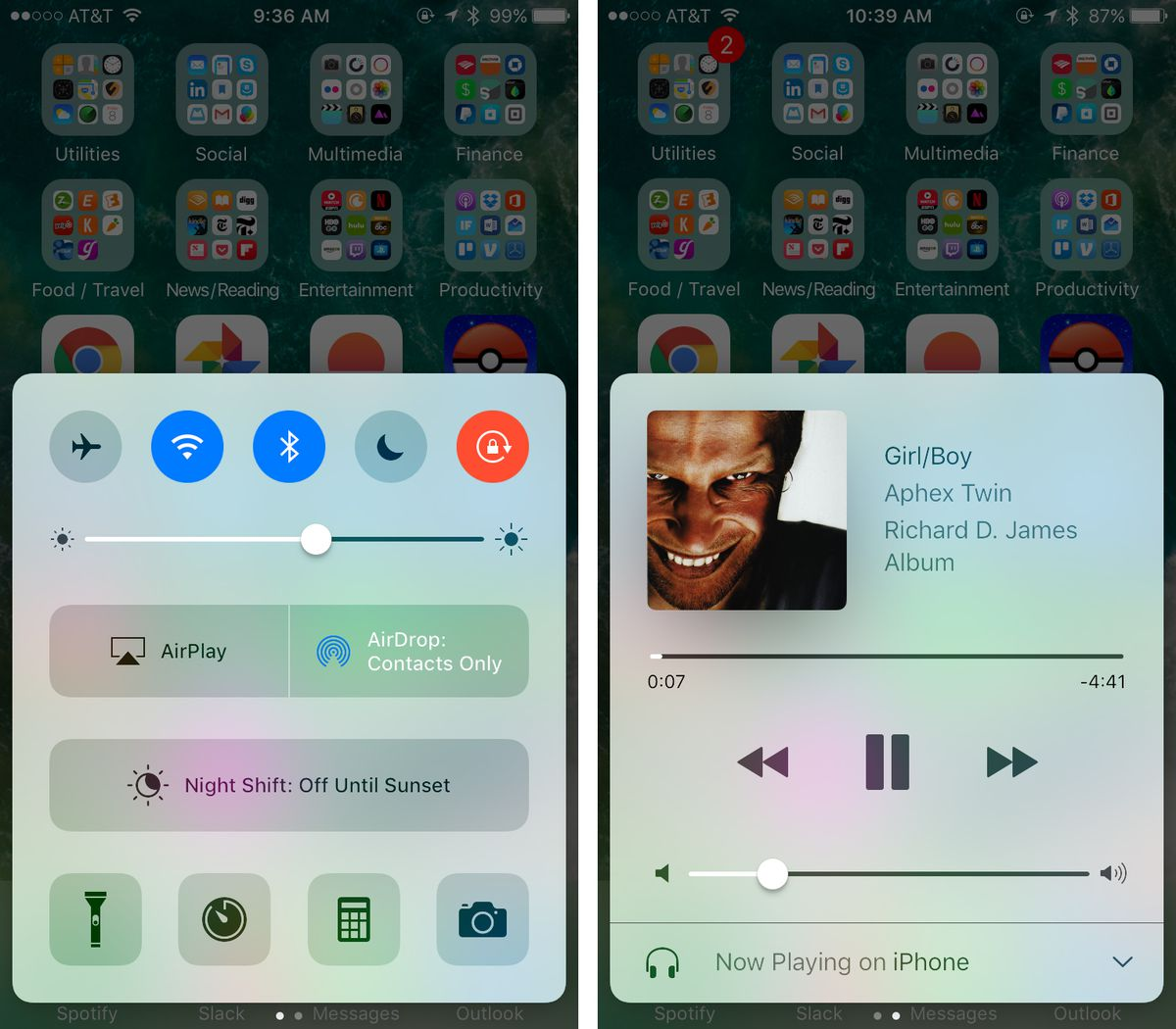 iOS 11's new Control Center will freak you out, but give it a chance