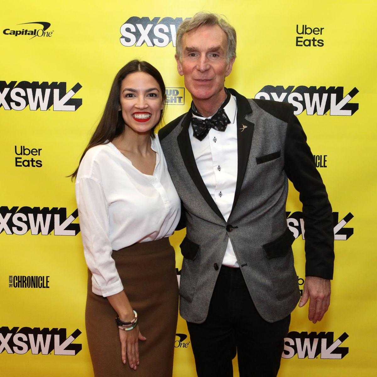 Featured Session: Alexandria Ocasio-Cortez and the New Left - 2019 SXSW Conference and Festivals
