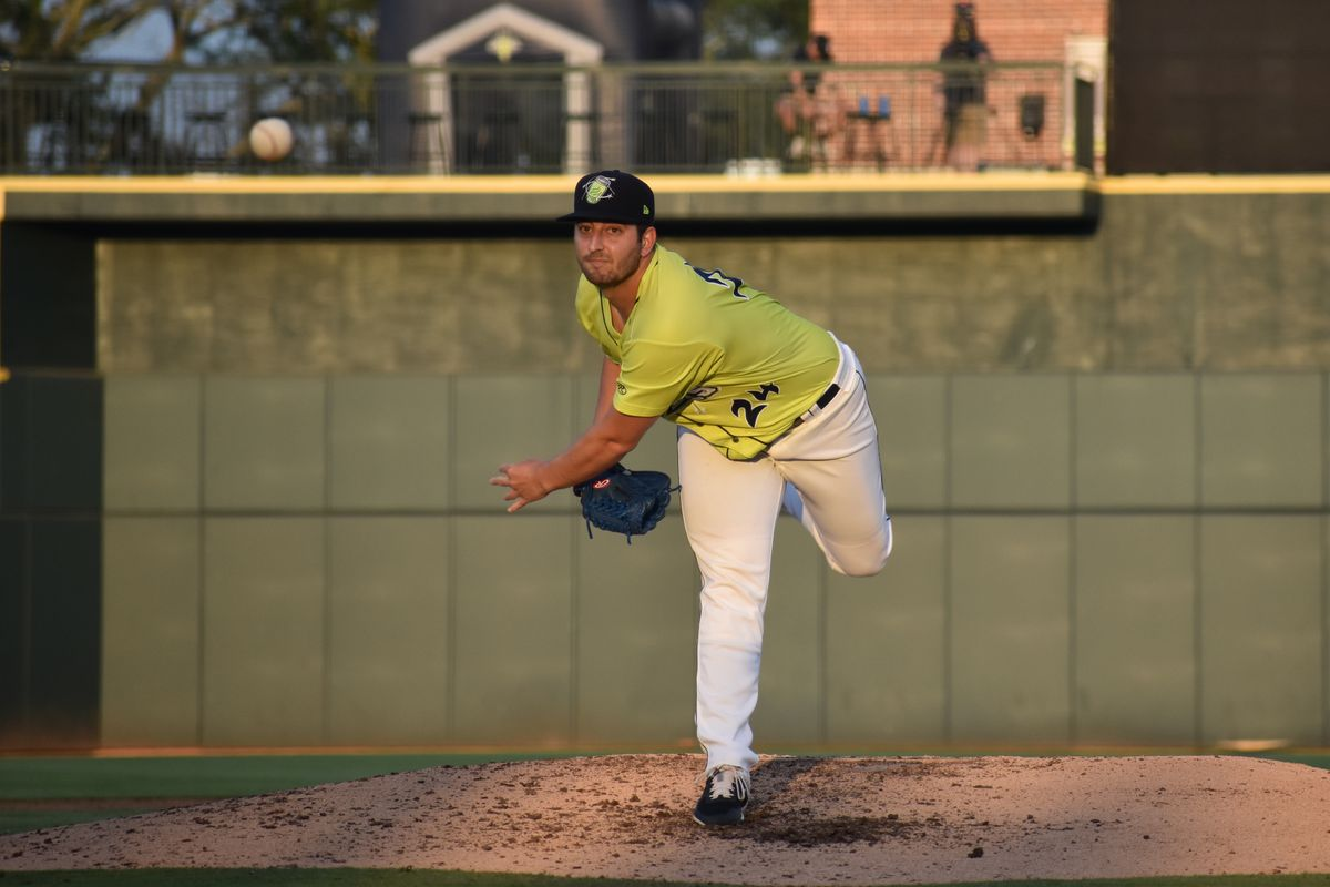 11 best Mets minor league pitchers I saw this year: 4, Thomas Szapucki