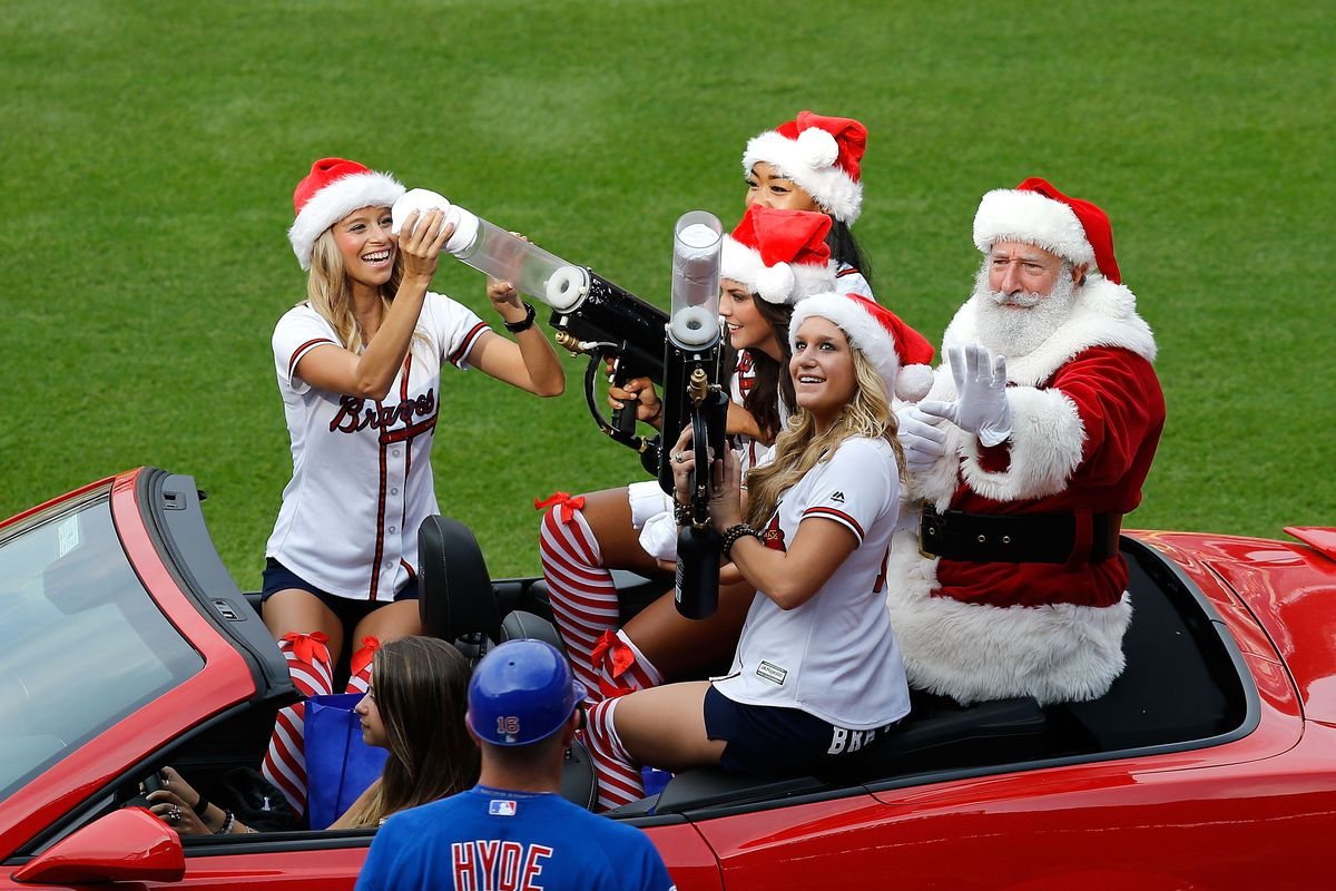 The holiday gift guide for Atlanta Braves fans