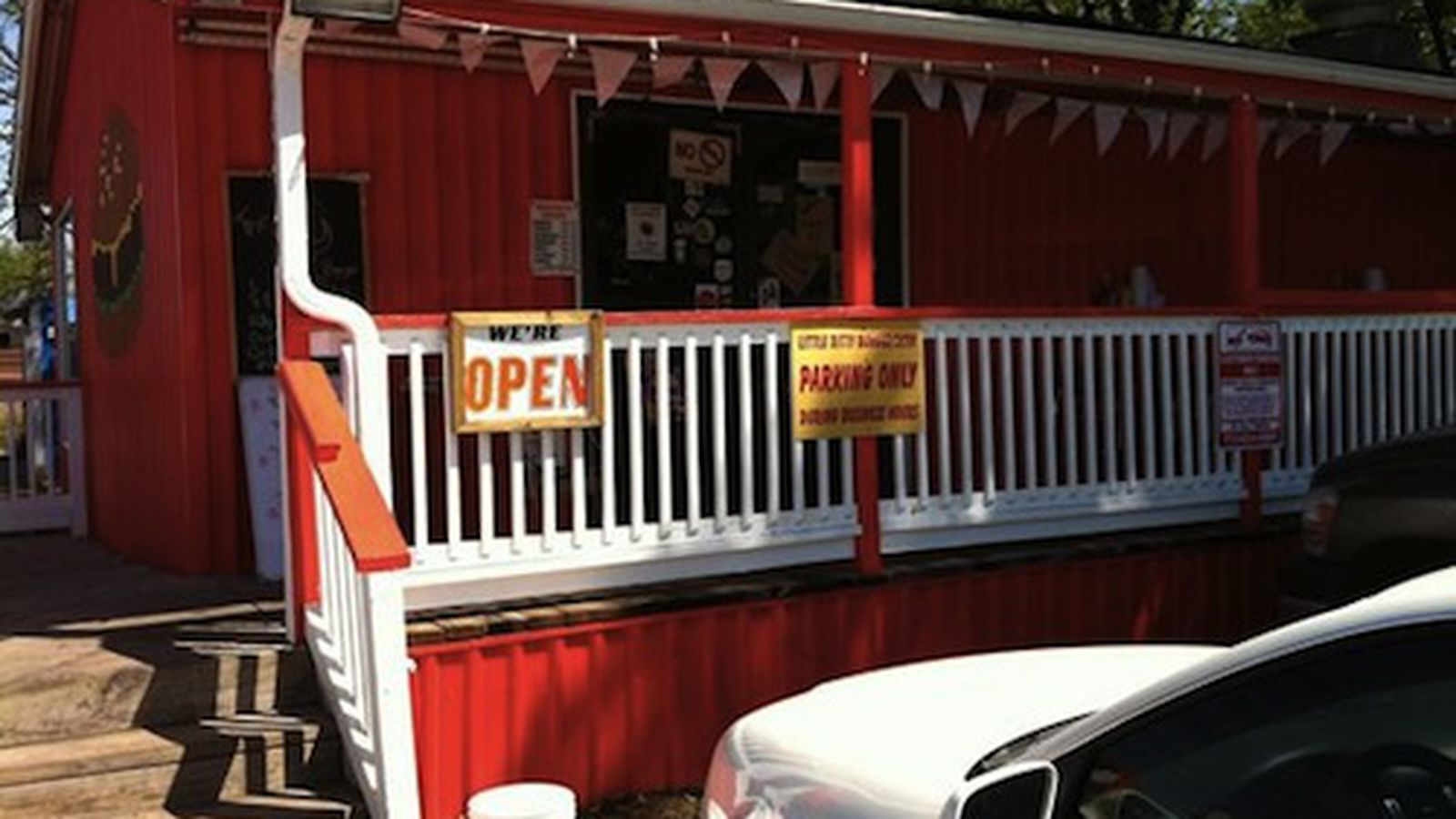 Little Bitty Burger Barn Not for Sale; Will Offer Free ...