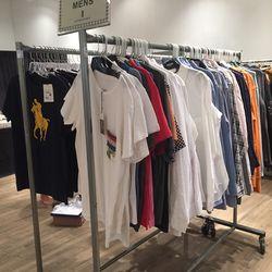 Men's apparel for 80% off