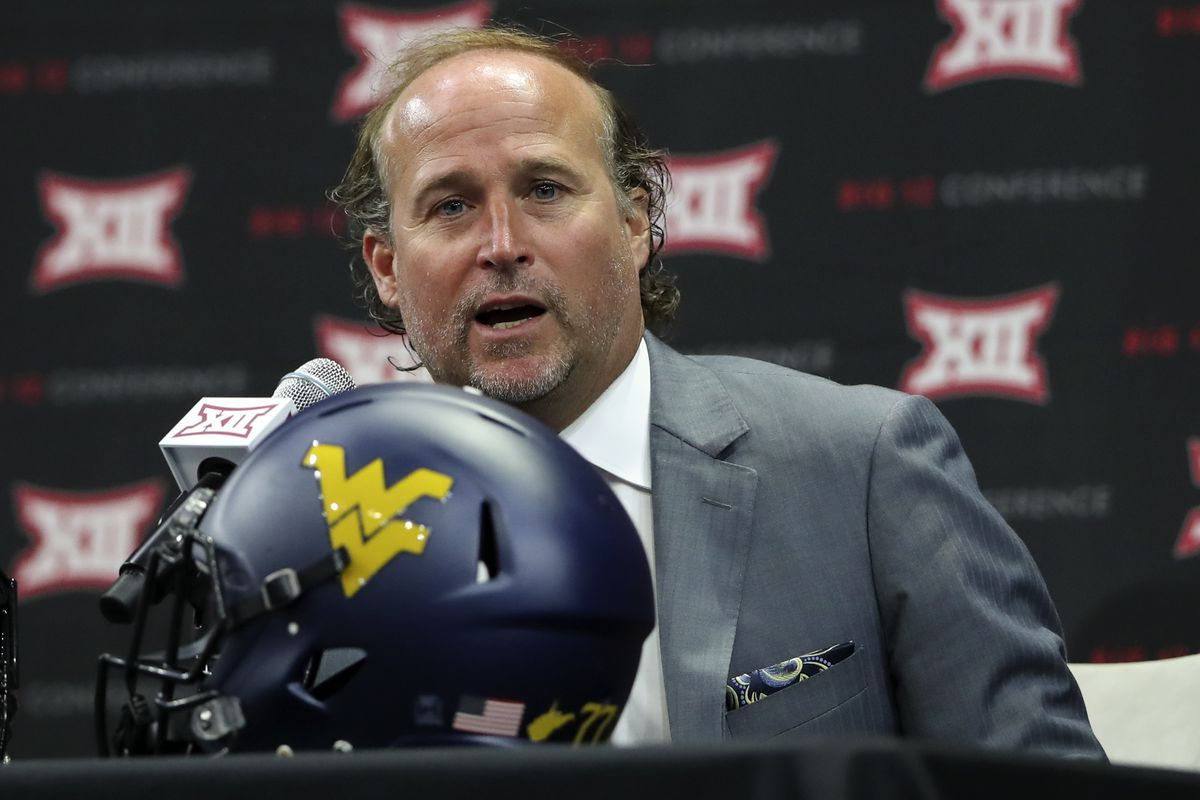 West Virginia Releases Official Depth Chart Ahead Of Tennessee